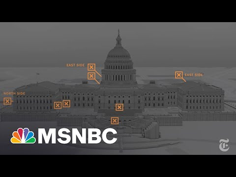 Shocking New York Times Video Recreates Timeline Of January 6