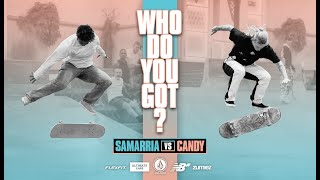 Who Do You Got? Samarria Brevard vs. Candy Jacobs | WBATB