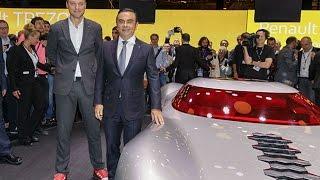 MONDIAL DE L'AUTOMOBILE 2016 (PARIS) - Conférence de presse Renault - 9h15 (CET) - 29 septembre 2016