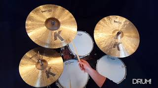 Zildjian Sweet K Cymbals REVIEWED