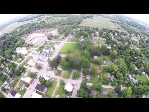 Flight through Freeport Mi.