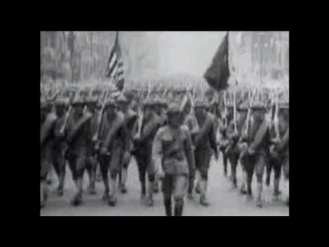 World War 2 The Complete History Part 1 - The Stumble to WWII - Allies VS Axis