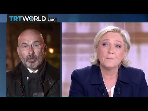 Macron, Le Pen exchange insults in heated final French debate