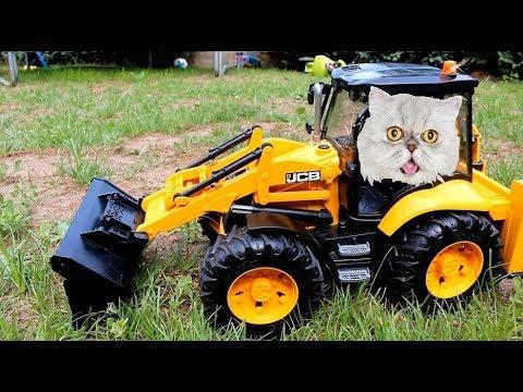 Traktor Zeichentrick Kinderfilm Traktor Tractor Kids Movie