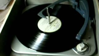 1957 Webcor Festival Record Player