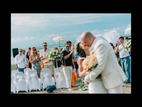 Matt & Su Jeong - Bali Garden Resort 12/01/2017 by Bali Brides Wedding Planner