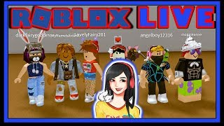 Roblox Live Stream Listed Games - GameDay Friday 135 - AM
