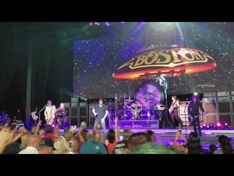 Boston  Rock & Roll Band; DTE Energy Music Theatre; Clarkston, MI; 792017