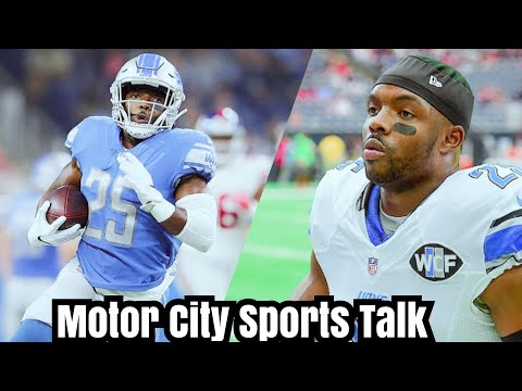 Detroit Lions Finally Cut RB Theo Riddick!!!