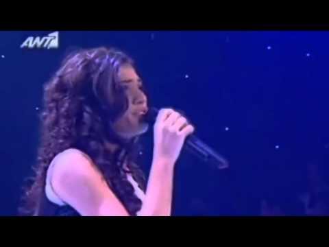 Ivi Adamou - I Have Nothing (Greek X-Factor 2   Live 11)