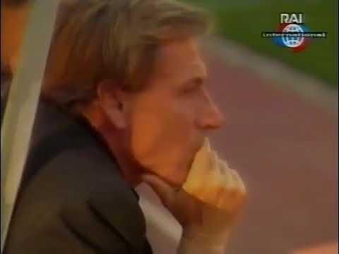 9a giornata Serie A 1998-99 Roma-Juventus 2-0