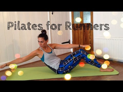 Pilates workout for Runners