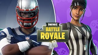 *NEW* NFL SKINS ARE HERE!!!!! | ROAD TO 12K | FORTNITE BATTLE ROYAL