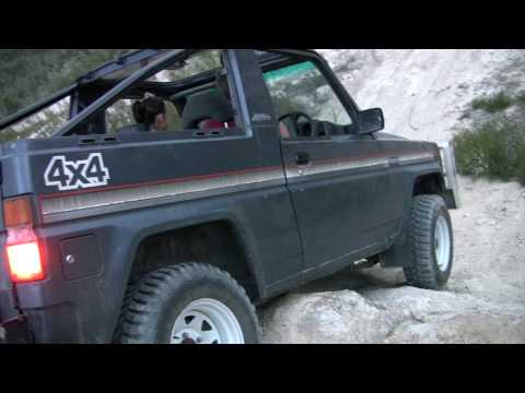4WD with Steve