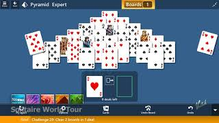 Solitaire World Tour #29 | September 6, 2019 Event