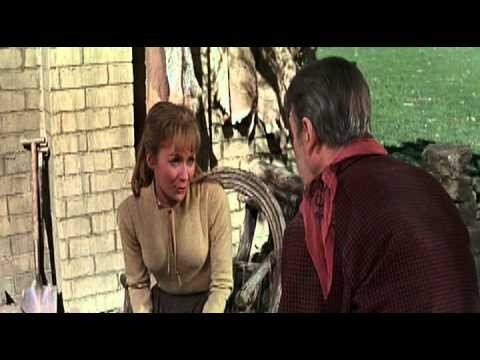 The Rare Breed (1966) - James Stewart - Juliet Mills