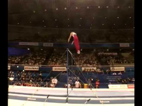 Kohei Uchimura's Horizontal Bar 'Symphony' - We are Gymnastics!