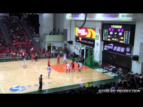 2014-15 大專盃 final HKU vs Polyu 1