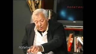 Ferid Muhic gostin vo POLITIKO na Nasha TV 4 del
