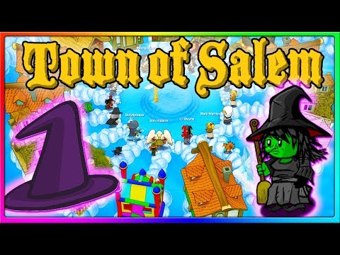 Quit Being Such A Witch | Town of Salem Ranked Witch