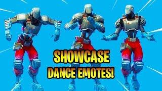 'NOUVEAU' A.I.M Skin Showcase With Dance Emotes! Fortnite Bataille Royale