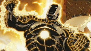 THE STRONGEST IRON MAN ARMOR (can beat Thanos)