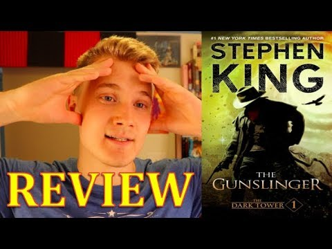 The Gunslinger (Dark Tower Book 1) – REVIEW