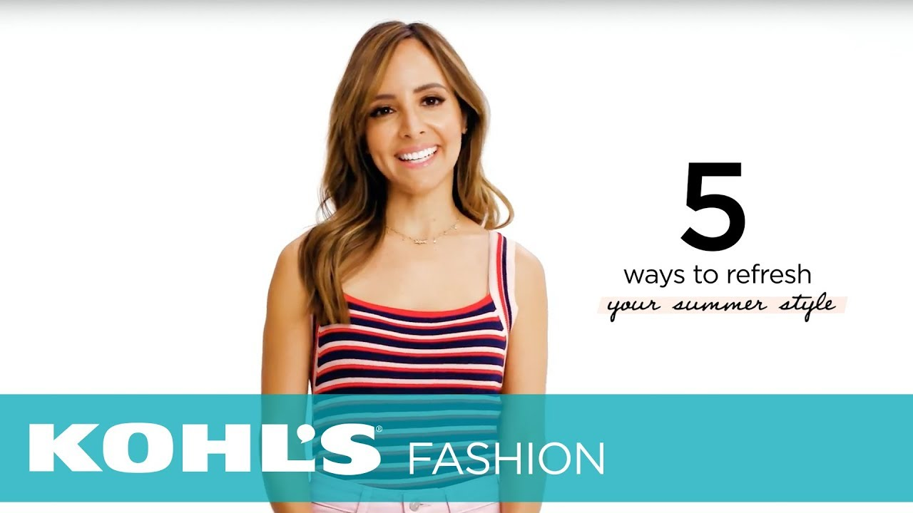 New Outfit Ideas for Summer | The Outfit Bar at Kohl's 9