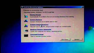 How to Restore a Drive Image in Windows 7