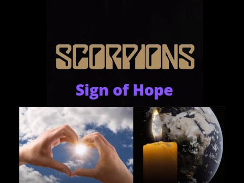 """SCORPIONS release new song """"Sign Of Hope"""""""