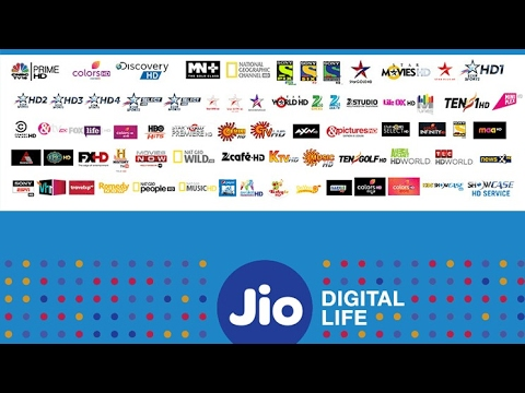 Jio dish registration | jio dth plans and full specifications | jio dish unboxing | hindi