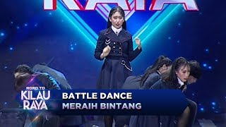 Video KEREN! Battle Dance YO YO AYO [MERAIH BINTANG] - Road To Kilau Raya (23/9) download MP3, 3GP, MP4, WEBM, AVI, FLV September 2018