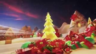 Поздравление от Деда Мороза для Насти