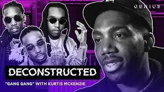 """Download The Making Of Migos' """"Gang Gang"""" With Kurtis McKenzie   Deconstructed Mp3 and Videos"""