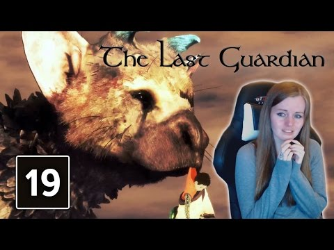 THE END | The Last Guardian Ending Gameplay Walkthrough Part 19