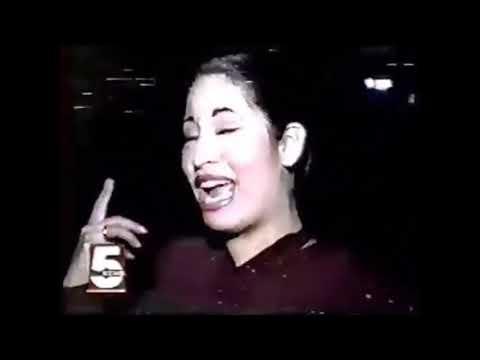 KENS 5 reports Selena Quintanilla's death