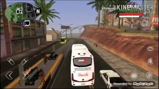 GTA san andreas Android mod UKTS bus indonesia