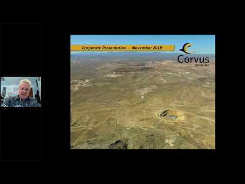 Webinar: Corvus Gold (TSX:KOR) // Cashed up gold developer in Nevada