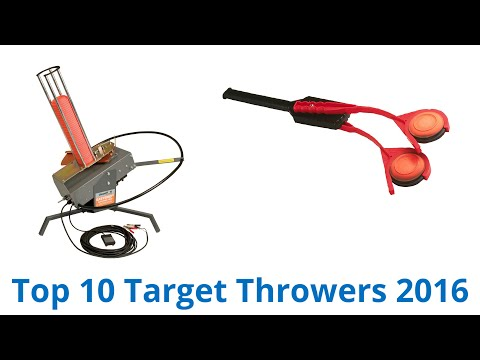 10 Best Target Throwers 2016