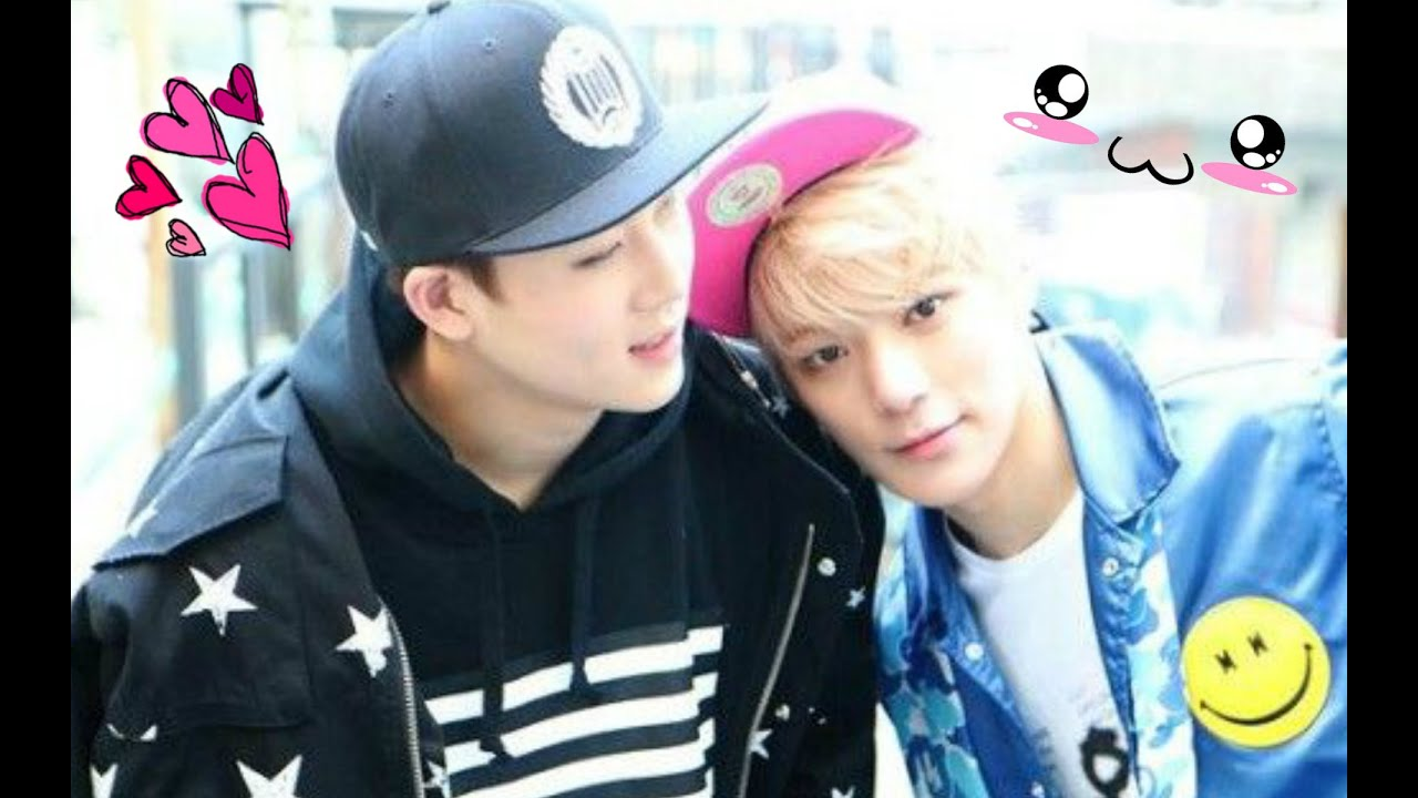 Cute Couple Together Wallpaper Minhyuk Amp Jooheon Monsta X Youtube