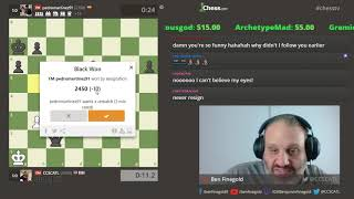 3 minute chess