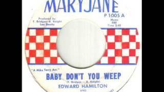 Edward Hamilton & The Arabians Baby Don