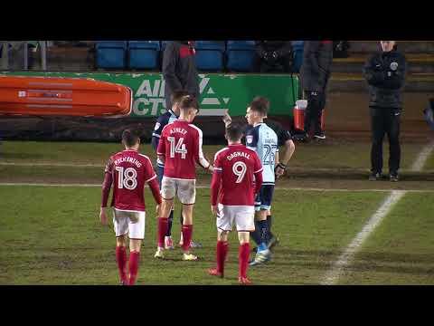 Crewe Alexandra 3-0 Crawley Town: Sky Bet League Two Highlights 2017/18 Season