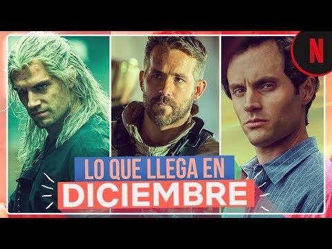 Estrenos en Netflix Latinoamérica para Diciembre 2019
