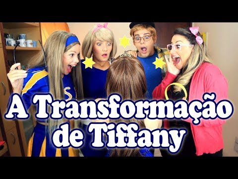 A TRANSFORMAÇÃO DE TIFY  Paródia cover This is Me