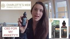 Charlottes web CBD 60 mg (2 week review)