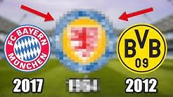 5 deutsche Meister, die KEINER mehr kennt!