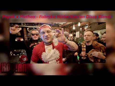 Popek x Matheo - Fabryka Hitów(Koc!an Disco Blend)