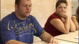Uwe Wöllner besucht ein Gymnasium
