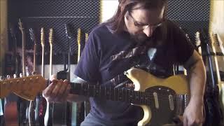 Nirvana - Mrs Butterworth - guitar cover